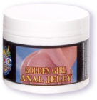 Golden Girl Anal Jelly-2 Oz. Bu