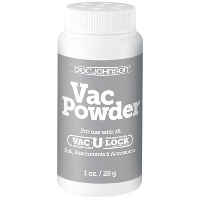 VAC-U-LOCK  POWDER