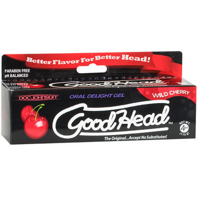 GoodHead Oral Delight Gel - Wild Cherry