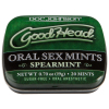 GoodHead Oral Sex Mints - Spearmint