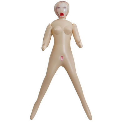 Vivid 3 Hole Doll With Actual Face - Briana