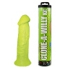 Clone-A-Willy Dildo Kit -Glow in the Dark