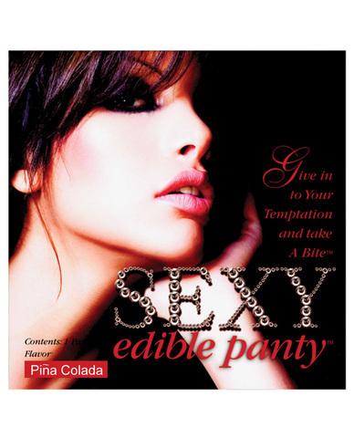 Edible Undies for Women - Pina Colada