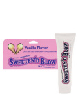 Sweeten D Blow Oral Pleasure Gel Vanilla 1.5 oz	 Sex Toy Product