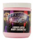 Liquid Latex fluorescent red