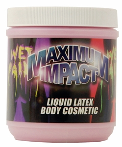 Liquid Latex fluorescent purple