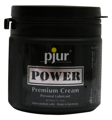 Pjur Power Cream 150Ml 5.07 oz