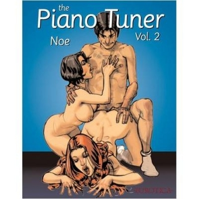 Piano Tuner #02 (Com) Sex Toy Product