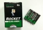 AA Batteries Rocket Ultra Green (10-4packs)