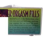 SUPER ORGASM PILLS Sex Toy Product