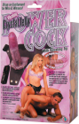 Strap-On Power Cock Lavender
