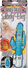 Triple Threat Ladybug Vibrator - Blue