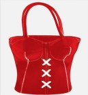 Party Girls Bag Red( Bag Only)