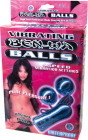VIBRATING BEN-WA BALLS-SILVER 