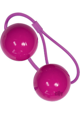 WISPER COLLECTION NEN-WA BALLS - PURPLE