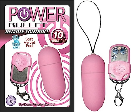Power Bullet Remote Control