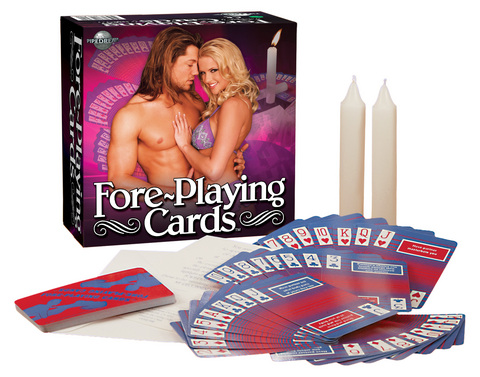 Fore-Playing Card Game