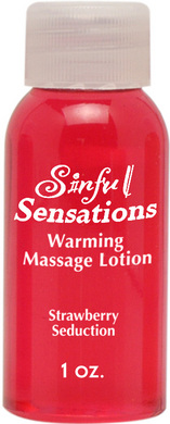 Sinful Sensations Strawberry