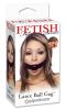 Fetish Fantasy Series Fetish Fantasy Latex Ball Gag