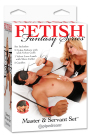 Fetish Fantasy Series Master & Servant Set