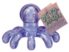 Octo-Pleaser Massager Purple Octopus Sex Toy Product Image 1
