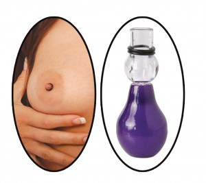 Fetish Fantasy Nipple Erector Set Purple