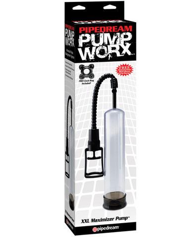 XXXL Maximizer Pump Black