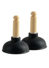 Fetish Fantasy Mini Nipple Plungers