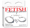 Fetish Fantasy Series Beginner&#039;s Metal Cuffs