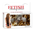 Fetish Fantasy Series Furry Love Cuffs - Tiger Sex Toy Product