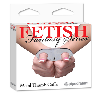 Fetish Fantasy Series Thumb Cuffs