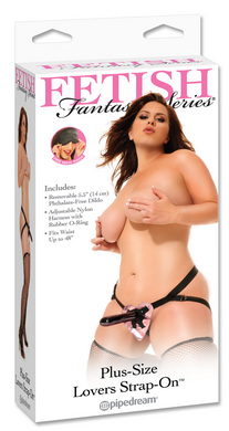 Plus Size Strap On Sex Toy Product