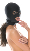 Spandex 3 Hole Hood Sex Toy Product Image 1