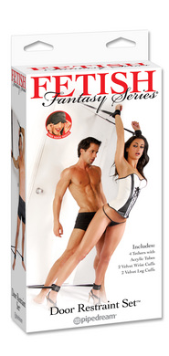 Fetish Fantasy Series Door Restraint Set