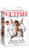 Fetish Fantasy Series Fantasy Web Bed Restraint System