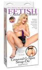 Fetish Fantasy Series Passion Grooved G-Spot Strap-On