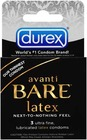Durex Avanti Bare 3Pk
