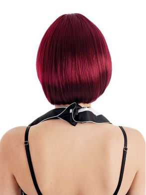 Bliss Chin Length  Bob Fun Red Wig