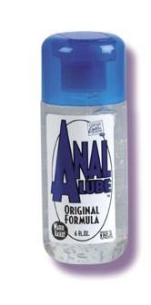 Anal Lube Original 6 oz