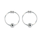 Nipple Rings Silver Sex Toy Product