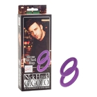 Nick Hawk Gigolo Stay Hard Ring Purple