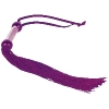 Rubber Whip 22 inch - Purple