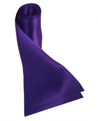 Sex & Mischief Silky Sash Restraints Purple
