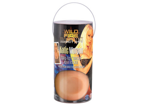 Wildfire Katie Morgan Travel Size Pussy Stroker