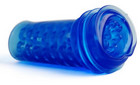 Sidekick Sleeve #2 Blue Elastomer Sex Toy Product