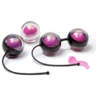 Hold On To Me � 4 Kegel spheres, 2 silicone holders