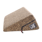 "Liberator 24"" Wedge in  Leopard Microfiber"