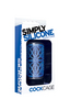 Simply Silicone Cage - Midnight Blue Sex Toy Product Image 2