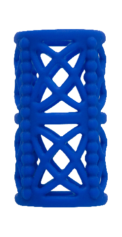 Simply Silicone Cage - Midnight Blue Sex Toy Product