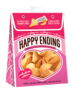 Happy Ending Fortune Cookies, Valentines Edition - 7 included